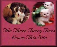 Three Furry Tiers Award