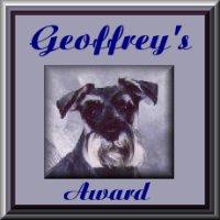Geoffrey's Award