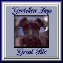 Gretchen's Says Great Site