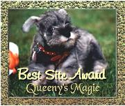 Queenie's Award