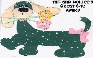 Tafi & Mollee's Award